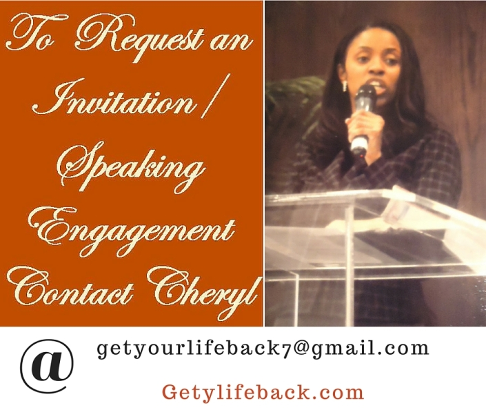 Invite to Speak