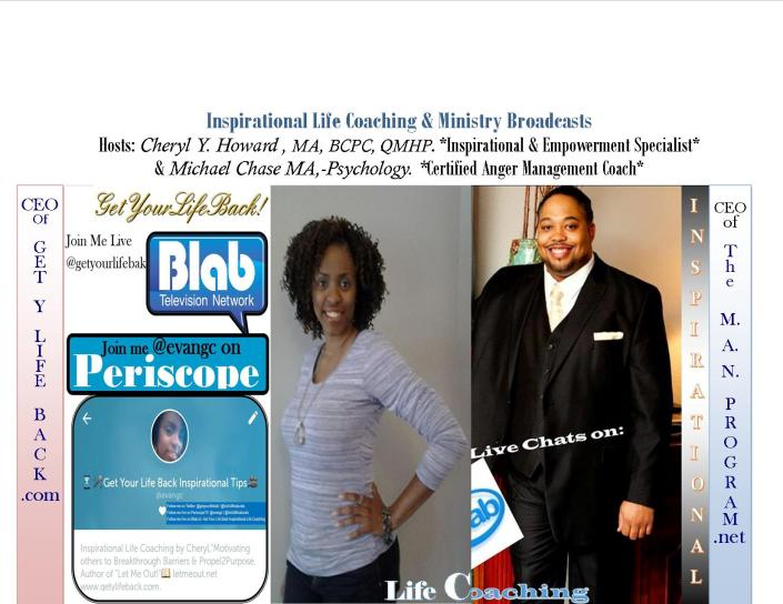 Profile for Blab Mike & Cheryl 3