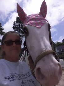 Vickie horses