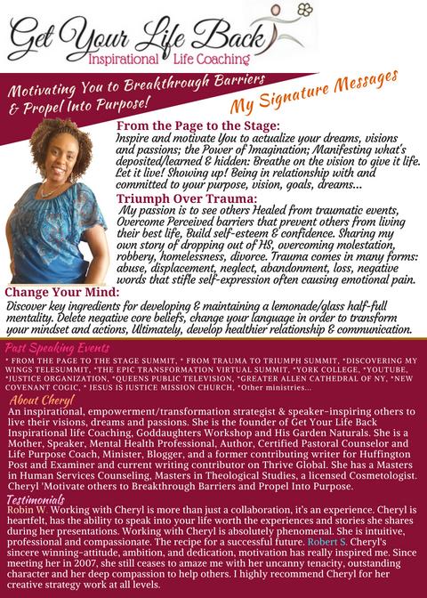 Cheryl Y. Speaker profile pg2