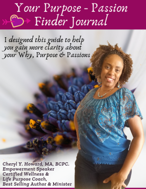purpose-passion discovery journal book cover2